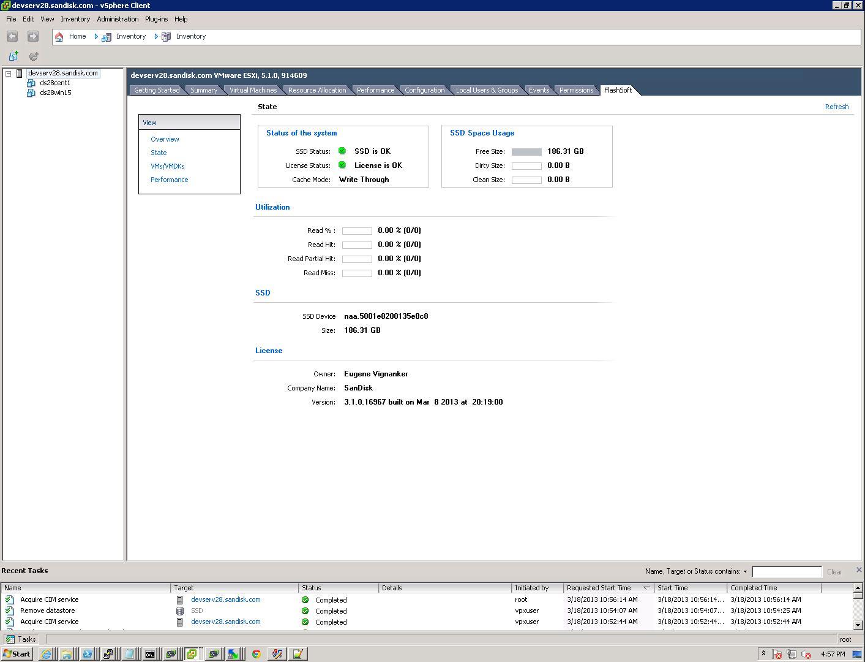 A first look at SanDisk & FlashSoft - CormacHogan com
