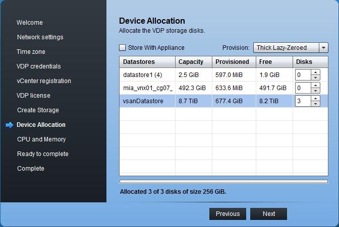 1. VDP 5.5 Install