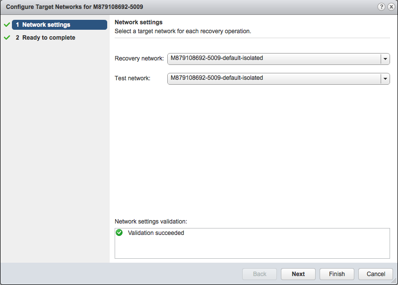 9. Configure Networks ctd