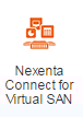 nexentaconnect for VSAN