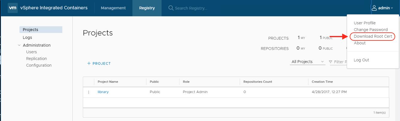 x509 error logging into harbor registry via VIC VCH - CormacHogan.com