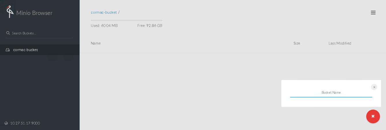 A closer look at Minio S3 running on vSAN - CormacHogan com