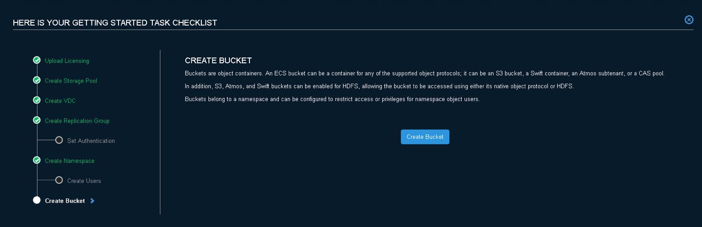 A closer look at ECS (Elastic Cloud Storage) running on vSAN