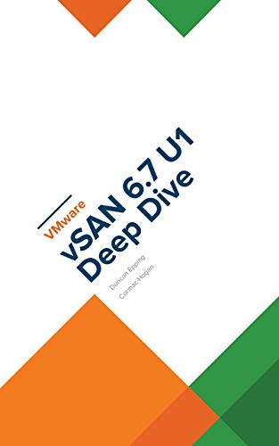 VMware vSAN 6 7U1 deep dive book now available - CormacHogan com